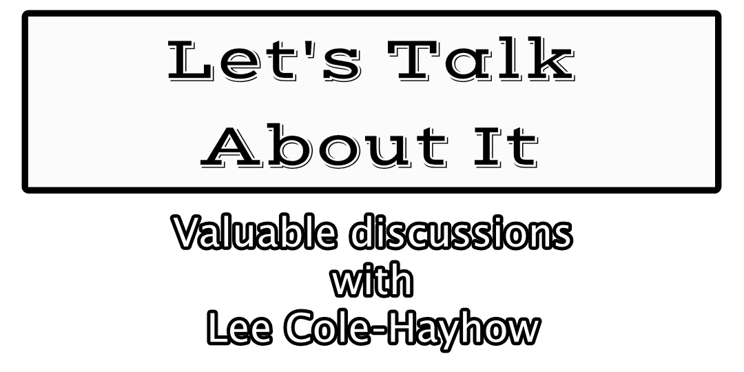 Let's Talk About It Podcast