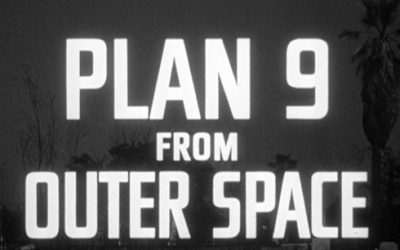 Classic Review – Plan 9 From Outer Space